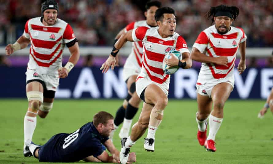 Emerging rugby nations like the 2019 World Cup hosts, Japan, should have more opportunities in the new rugby calendar.