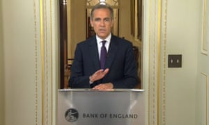 Mark Carney speaking after Britain voted to leave the European Union on Friday.
