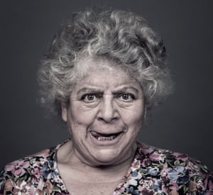 'I adore being Jewish but I'm not a believer in God': Miriam Margolyes.