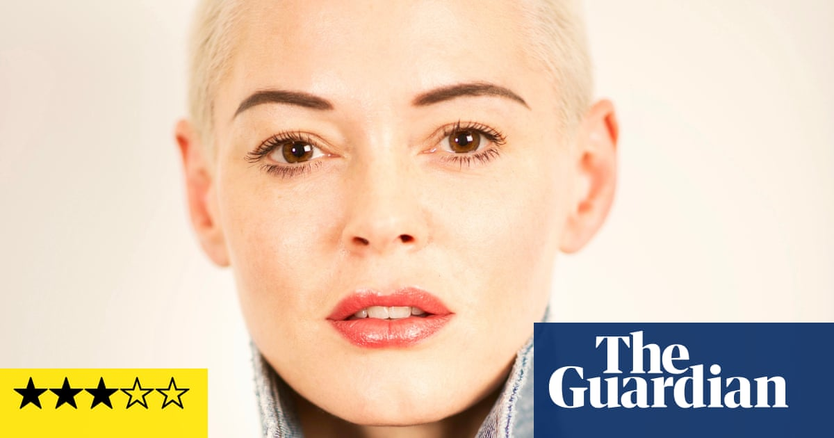 Rose McGowan:  Planet 9 review – raging, self-soothing escapism