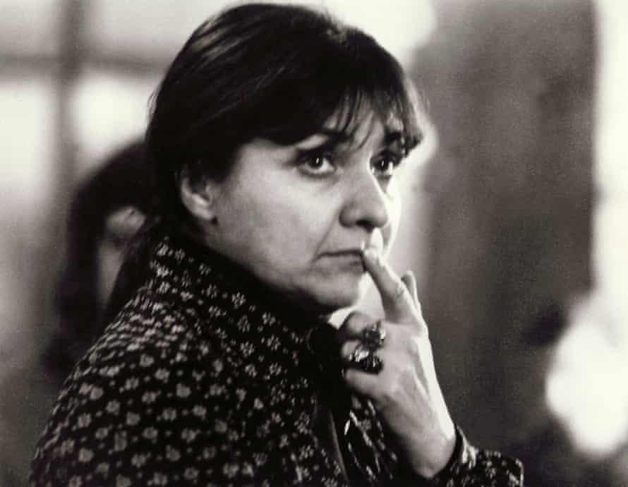 Márta Mészáros in 1977.