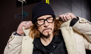 'All his bad luck, self-sabotage and radical candour is delivered in an eloquent, matter-of-fact tone' ... Mark Lanegan