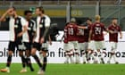 Milan's thrilling win over Juve shows Pioli will be a hard act to follow | Nicky Bandini