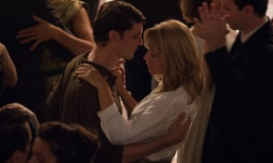 Intelligent and sympathetic … Niels Schneider and Virginie Efira in An Impossible Love