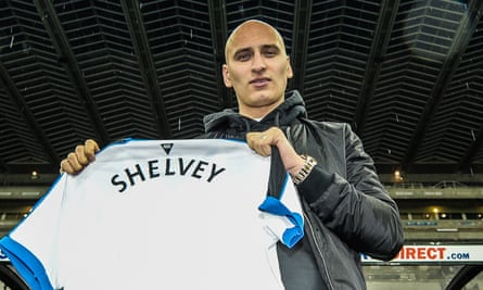Jonjo Shelvey has signed for Newcastle United in a deal thought to be worth around £12m.