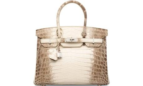 c92ce08896e8 Vintage Hermès Birkin bag sells for record £162