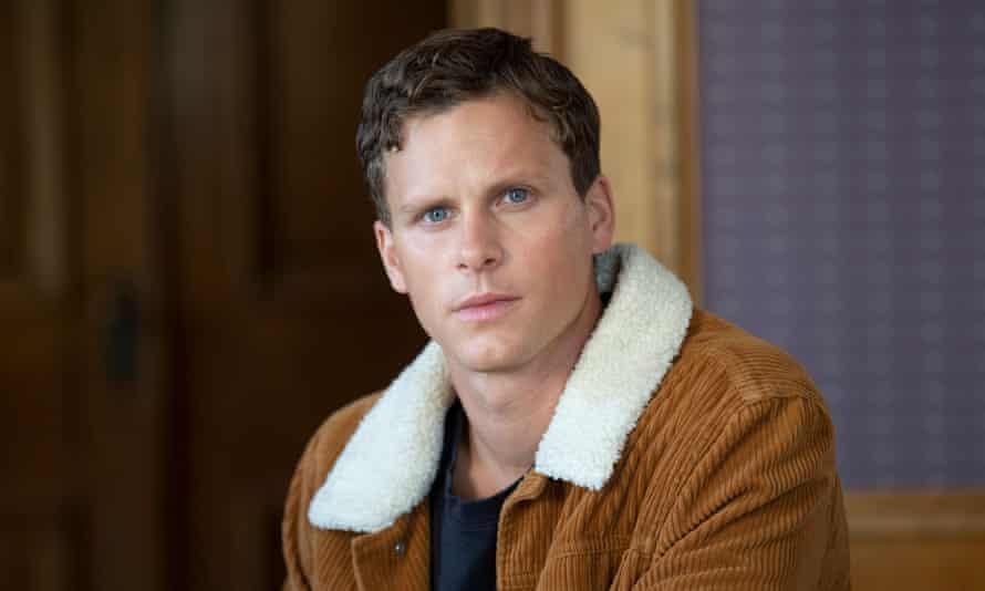Adam Pålsson in Young Wallander.