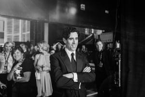 Stephen Mangan at Royal Opera House, London 2014.