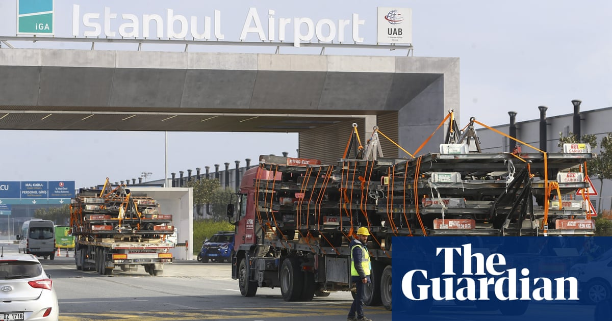 35f6c1f537 Turkish Airlines is switching to a new Istanbul airport – all in 45 hours