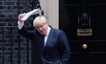 Boris Johnson was accused of 'saying things that are intellectually impossible, politically unavailable'.