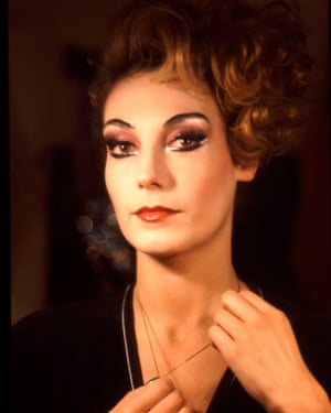 Ute Lemper in 1986.