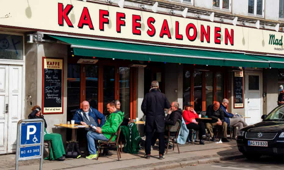 Danish bars and restaurants have been open to anyone who can prove they are fully vaccinated since 21 April