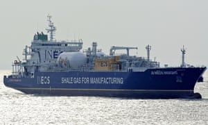 The JS Ineos Insight