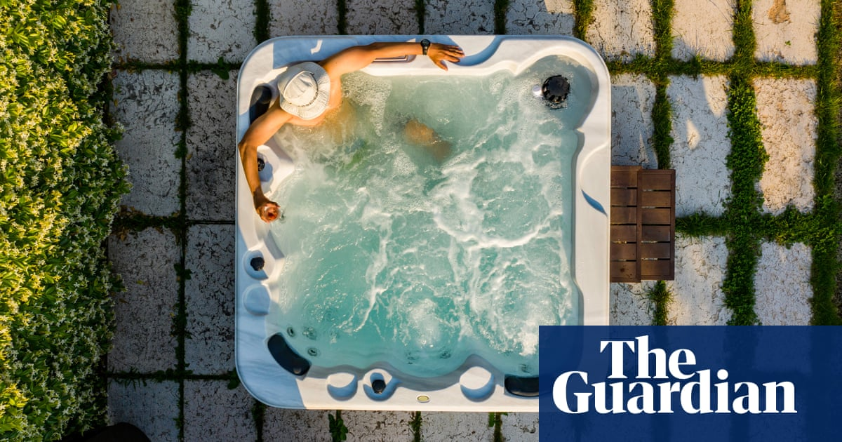 Bubble trouble: thieves cash in on the hot tub craze