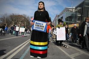 'As minorities we understand feeling speechless or not being heard.'