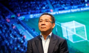Vichai Srivaddhanaprabha took over at Leicester in 2010