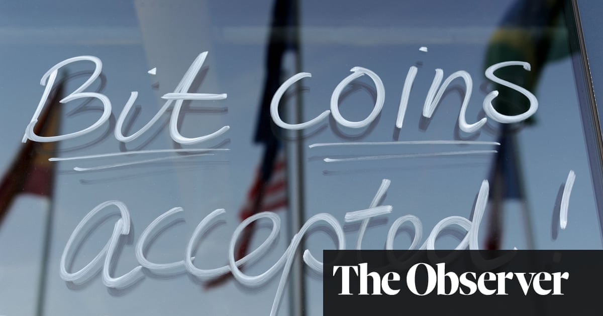 Are Cryptocurrencies About To Go Mainstream Technology The Guardian