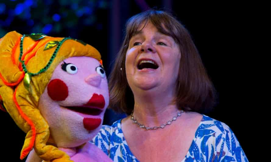 Hay Festival Of Literature And The Arts -2014HAY-ON-WYE, WALES - MAY 31: The Gruffalo author Julia Donaldson attends the Hay Festival on May 31, 2014 in Hay-on-Wye, Wales. The Hay Festival is an annual festival of literature and arts which began in 1988. (Photo by Matthew Horwood/Getty Images)