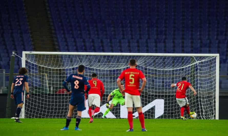 Benfica v Arsenal