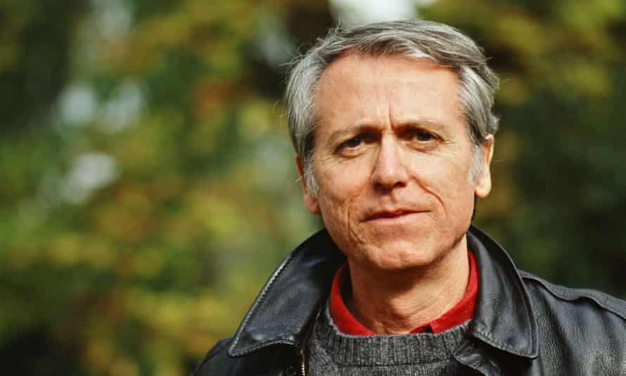 A writer in love with words ... Don DeLillo.