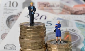Last year was the first year that the gender pay gap reporting rule came into force