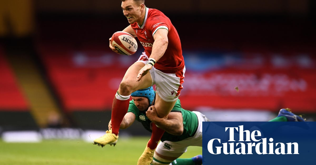 'He is George again': North rediscovers scoring touch before 100th Wales cap