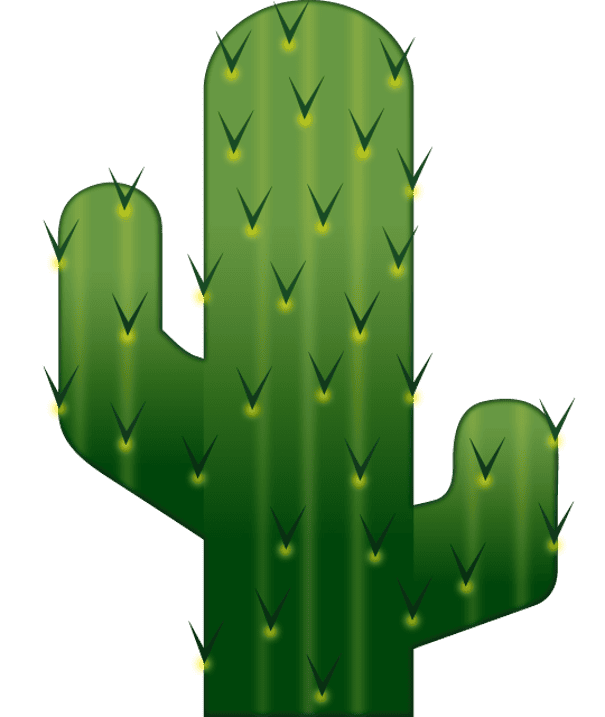 Looking sharp! How the cactus became the world's most-wanted