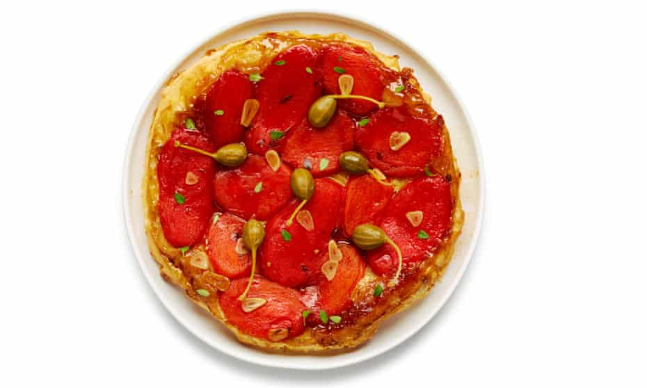 Felicity Cloake's perfect tomato tarte tatin.