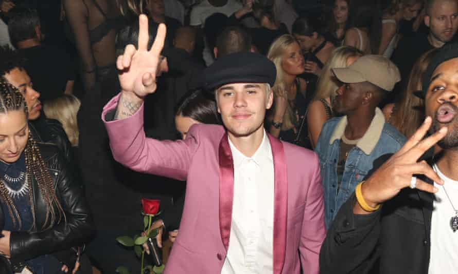 Justin Bieber: could celebrate a win in the dance category.