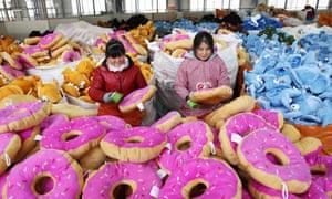Chinese toy factory Lianyungang Jiangsu