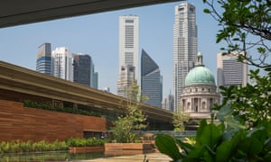 Singapore imposes corporal punishment for acts of vandalism and has a ban on the importation of chewing gum.