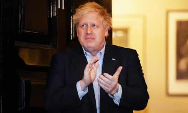 Boris Johnson's hospital admission suggests his infection has progressed | Coronavirus outbreak | The Guardian