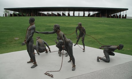 Nobody knows it's here': the quest to memorialize America's