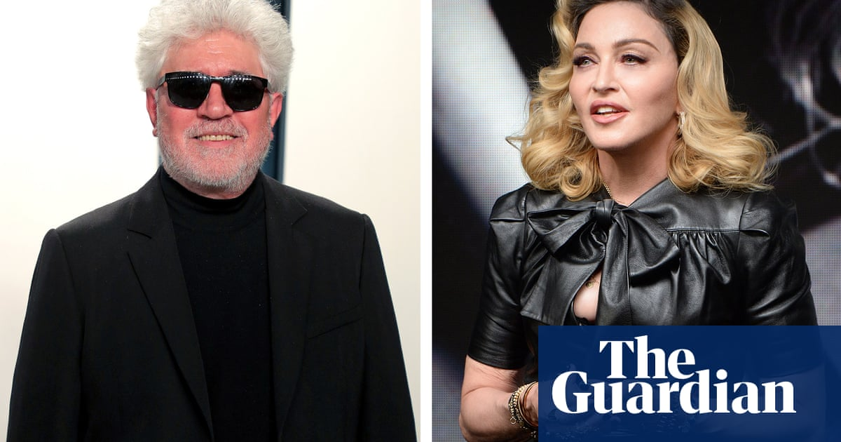Treated us like simpletons: Pedro Almodóvar criticises Madonna over documentary