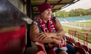 Sophie Cook: 'The point I realised I had to transition was just as Bournemouth were getting promoted to the Premier League.'