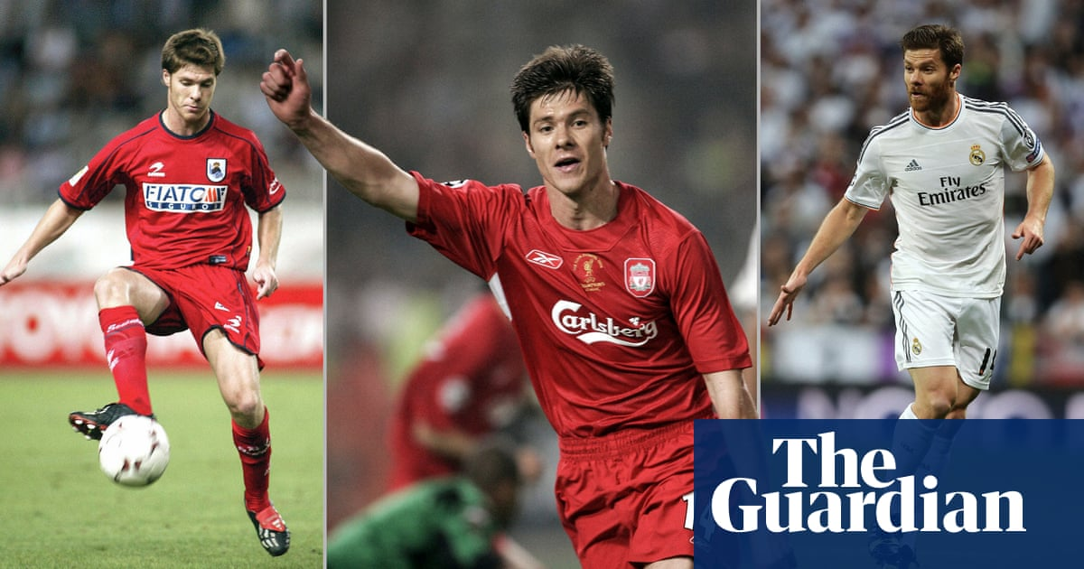 Xabi Alonso: When I finished playing, I could not leave football behind
