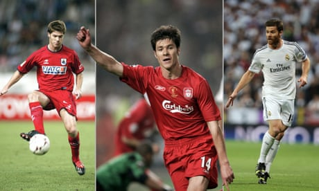 Xabi Alonso: 'When I finished playing, I could not leave football behind'