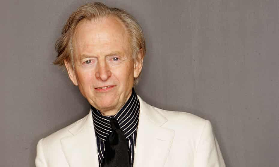 2005 Tribeca Film Festival Portraits - 4/23NEW YORK - APRIL 23: Juror Tom Wolfe poses for a portrait during the Tribeca Film Festival at the Tribeca Grand Hotel April 23 in New York City. (Photo by Frank Micelotta/Getty Images)