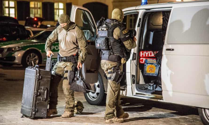 German police unit