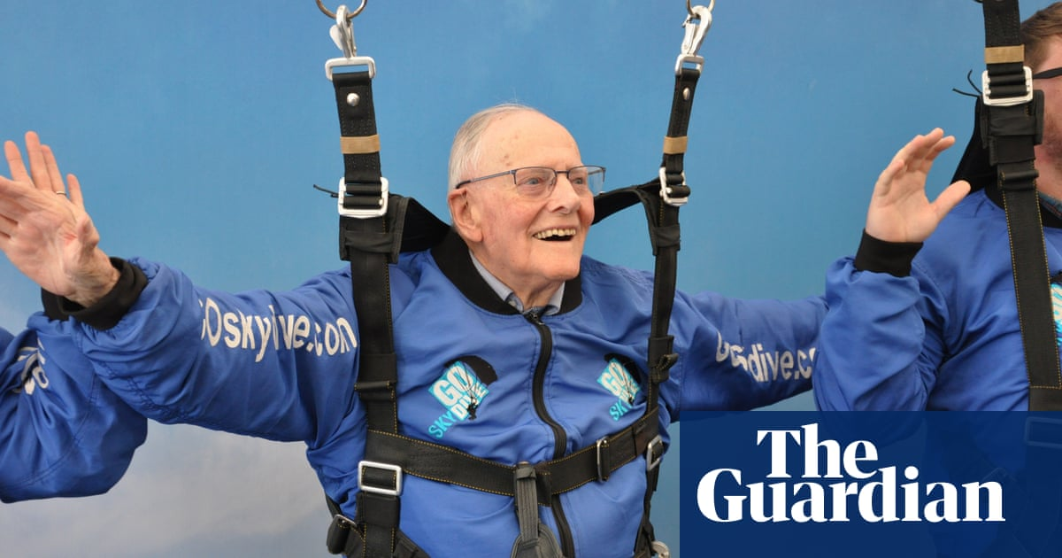 D-day at 75: veteran, 94, to parachute into Normandy