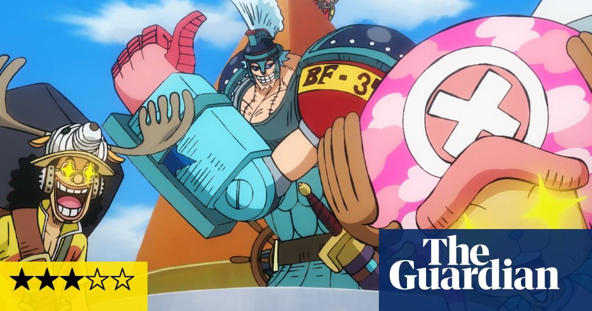 One Piece: Stampede review – piratical manga mayhem