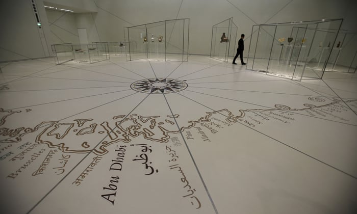 Louvre Abu Dhabi: Jean Nouvel's spectacular palace of