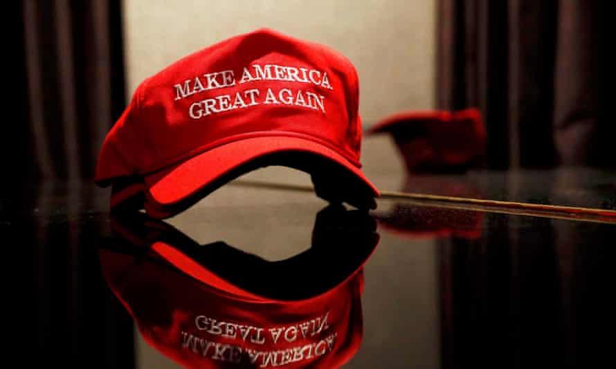 No hats no entry: a maga hat