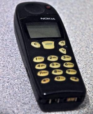 Nokia 5110, 1998