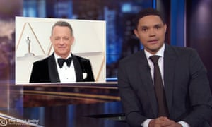 Trevor Noah: 'I feel bad for him! I mean, at the same time, he shouldn't have been letting everyone touch his chocolates – that's probably how he got it.'