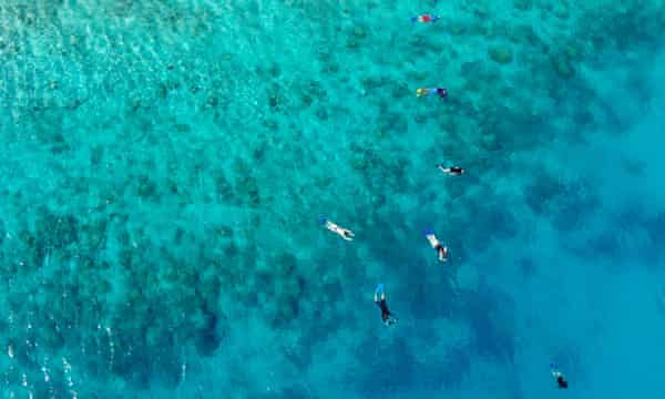 Storms and coral bleaching are becoming more frequent in the Seychelles.
