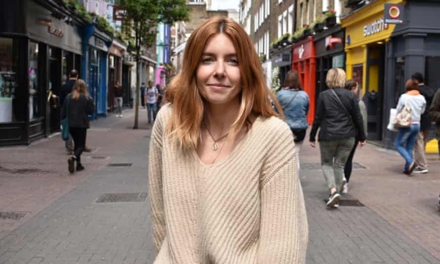 Stacey Dooley, presenter of Fashion's Dirty Secrets.
