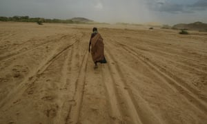 Turkana and Marsabit are two of the areas affected by the drought