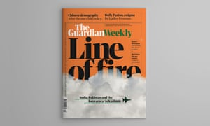 Guardian Weekly 8 March edition cover