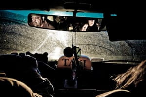 Last taxi home by Boguslaw Maslak from the RPS biennial exhibition 2015 at the POP galleries